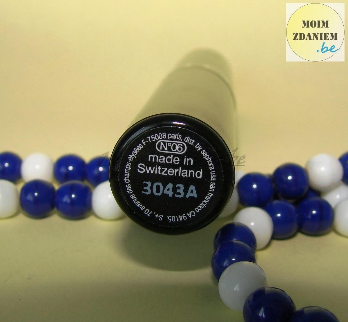 szminka z sephory numer