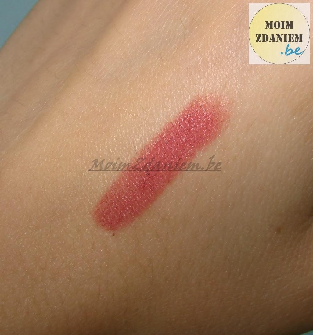 szminka z sephory swatch