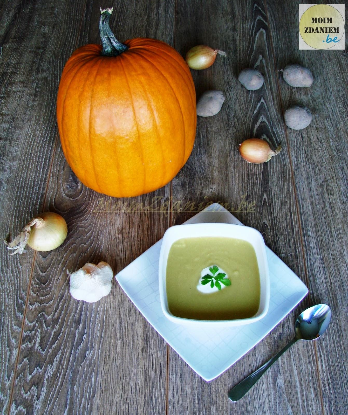 zupa krem z dyni pumpkin soup